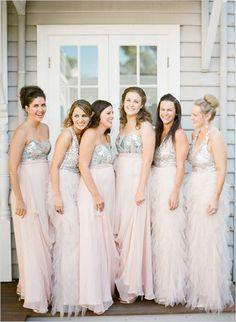 30 Best Bridesmaids Dresses Trends Images Dream Wedding Maid Of