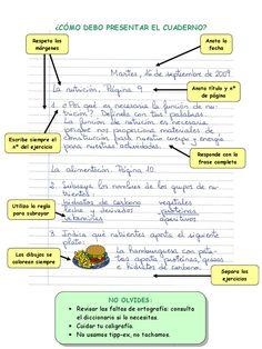 School Study Tips, School Plan, Flipped Classroom, Spanish Classroom, School Items, Classroom Language, Teacher Tools, Study Notes, School Hacks