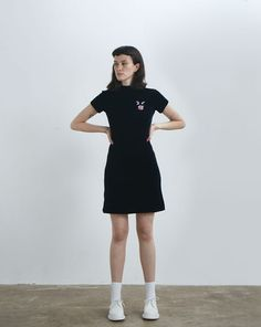 Lazy Oaf Midnight Planet Dress - View all - New In - Womens