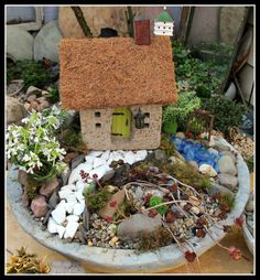 Miniature Gardens Photo Gallery | DIY Projects | Ideas and ...