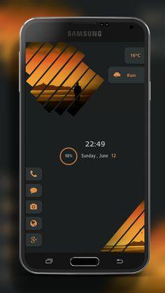 Mobile Ui Design, Ui Ux Design, Layout Design, Pooja Room Design, Nova Launcher, Android Theme, Ui Design Inspiration, Screen Design, App Ui