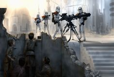 Galactic Empire - Imperial Stormtroopers