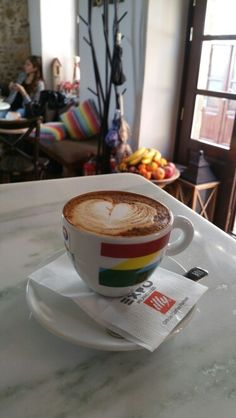 illy#cappuccino#latte#art