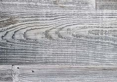 Peel and stick reclaimed wood panels in a silver finish!