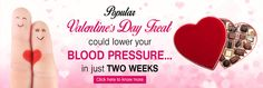 Popular Valentine's Day Treat Could Lower Your Blood Pressure… in Just Two Weeks?