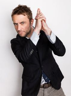 Chris Hardwick, host of the Nerdist and the Talking Dead #FamousUclaAlumni