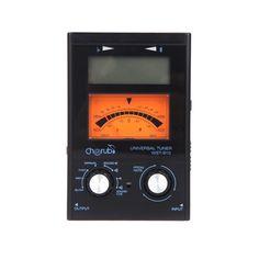 Cherub WST-910 Universal Electric Tuner 11 Tuning Mode for Guitar Violin Chromatic Ukelele