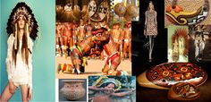 Painel semântico -  Cultura Indígena Brasileira