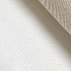 Cotton Sateen Curtain Lining 140cm White