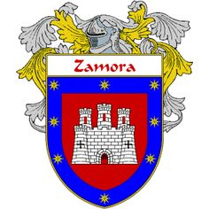 Zamora Coat of Arms  http://spanishcoatofarms.com/ has a wide variety of products with your Hispanic surname with your coat of arms/family crest, flags and national symbols from Mexico, Peurto Rico, Cuba and many more available upon request