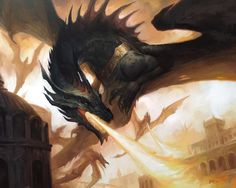 b4f475b528207b8c5a997bfdbe01c5db--fantasy-dragon-fantasy-art.jpg (736×587)