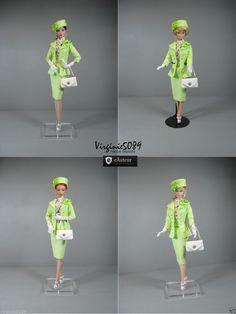 Tenue Outfit Accessoires Pour Fashion Royalty Barbie Silkstone Vintage 1437   eBay