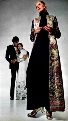 Christian Dior. L'Officiel magazine 1969