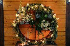 тематическое оформление свадеб