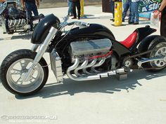 Boss Hoss Motorcycles | MotoCarStyle