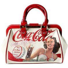 Coca-Cola Hand Bag