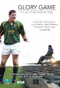 The Moviesite - Glory Game - The Joost van der Westhuizen Story Feb 2017, Rugby Players, African History, Real Men, Childhood Memories, South Africa, Legends, Inspire, Baseball Cards