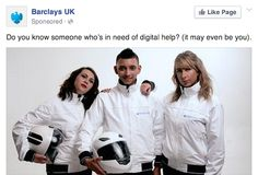 Making content move from 'interesting' to 'stimulating'  Barclays Digital_Eagles_Features