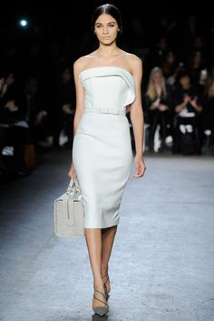 Christian Siriano Fall 2014 Ready-to-Wear - Collection - Gallery - Look 1 - Style.com