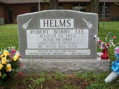 "Bobby Helms (1933 - 1997) He's known for his pioneer recording of the song ""Jingle Bell Rock"""