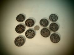 Ravnica Guild Magnets MTG Magic the Gathering token by Leifkicker