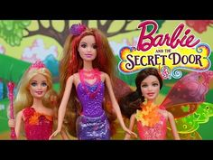 Barbie And The Secret Door Alexa Nori And Romy Take Power Back From Malucia