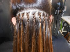 How to do pinch braid hair extensions article by nicole lasher pinch braids for fullness hair extensionshair pmusecretfo Gallery