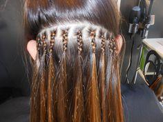pinch braids for fullness