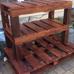 Outdoor flower bar. Will build to order. Email me jodi_quinn@comcast.net