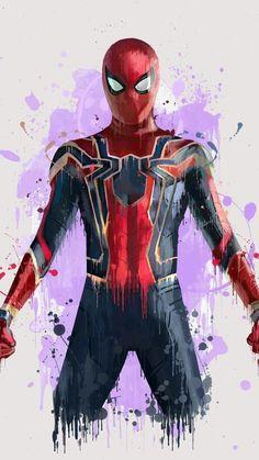 Spiderman In Avengers Infinity War Wallpaper – Cool backgrounds Marvel Avengers, Hero Marvel, Marvel Fan, Spiderman Marvel, Captain Marvel, Spiderman Movie, Films Marvel, Marvel Characters, Marvel Cinematic