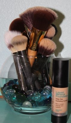 Youngblood Liquid Mineral Foundation for a Naturally Dewy Complexion! Prime Beauty Blog