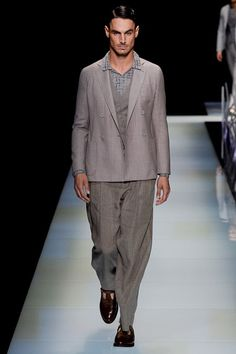 Giorgio Armani, Look #8