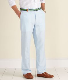 Vineyard Vines - Clubhouse Pants - Vineyard Vines I want to add these to my collection Derby Outfits, Preppy Outfits, Classic Outfits, Preppy Style, Mens Evening Wear, Kentucky Derby Outfit, Summer Pants, Sharp Dressed Man, Men Dress