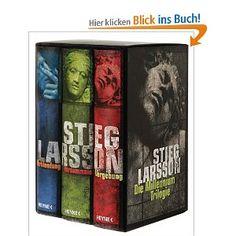 Verblendung - Verdammnis - Vergebung  Stieg Larsson
