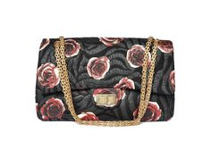 Chanel New Arrivals Nappa Leather Black 30122 ABK