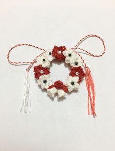 #martisooare #crochetflowers #brosa