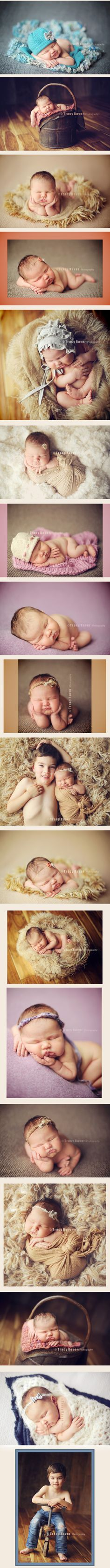 Seriously STUNNING posed newborn photography by Kelley Ryden. Colors, textures, poses ... so much variety and beauty in all of her sessions. Love.