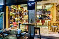 Sideways wine bar plaka