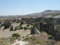 Cappadocia Camini delle Fate