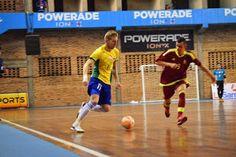 Blog Esportivo do Suíço:  Brasil bate a Venezuela na estreia das eliminatórias para a Copa do Mundo de futsal