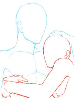 Drawing Couple Poses, Couple Poses Reference, Drawing Body Poses, Body Reference Drawing, Drawing Reference Poses, Couple Drawings, Ship Drawing, Drawing Base, Anime Base Couple