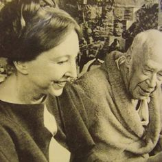 Anais Nin and Henry Miller at Miller's in 1971 Pacific Palisades, California. Henry Miller, Anais Nin, Book Writer, Book Authors, Writers And Poets, Portraits, Love Book, Pacific Palisades, Inspiring People