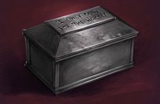 Inspiration for Hohenheim's box and Jacob & Kanon's puzzle box from arc 3 chap 10. Source: Pottermore sorting quiz.
