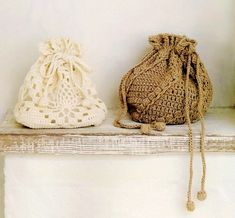 crochelinhasagulhas: Bolsa de crochê
