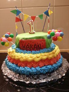 Hakan's B-Day Torte Birthday Cake, Desserts, Food, Pies, Tailgate Desserts, Deserts, Birthday Cakes, Essen, Postres