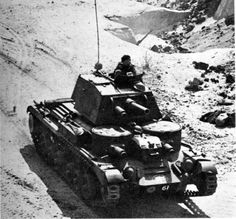 The first A9s delivered were shipped to France, part of the 1st Armored Division of the BEF (British Expeditionary Force). Most were easy prey for the German 37 mm (1.46 in) guns and the Panzer III. Many were lost during the evacuation at Dunkirk. The bulk of the next batch was sent in Africa, were most saw action until 1941, with the 2nd and 7th Armored Divisions. Another batch was sent in Greece, to help the Greek army engaged against German forces in April-May 1941. All those tanks were…