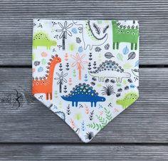 Baby Toddler Bibdana // Dinosaurs // Drool Dribble Bib // Infant Bibdana // Organic Bamboo Terry #bibdana #babybib #bandanabib Light Colors, Colours, Bamboo Rayon, Dribble Bibs, Bandana Bib, Make An Effort, Baby Essentials, Baby Bibs, Dinosaurs