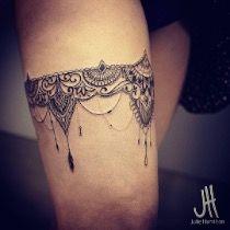20 Idées de tatouage dentelle