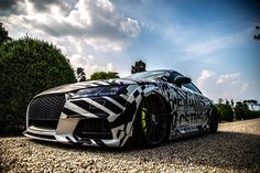 Mind-blowing Audi TT by EAH-Customs with air lift and HRE Performance Wheels. https://www.carid.com/hre-wheels/