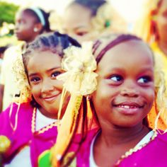 Kids Carnaval in Willemstad, #curaçao